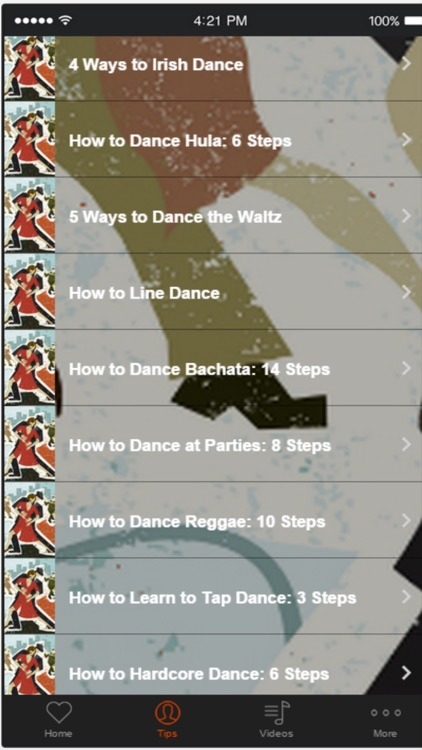 Dancing Lessons - Learn How to Dance Easily