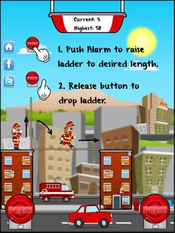 ! Лестница Мания ™ PRO - пожарный спасательной для iPad