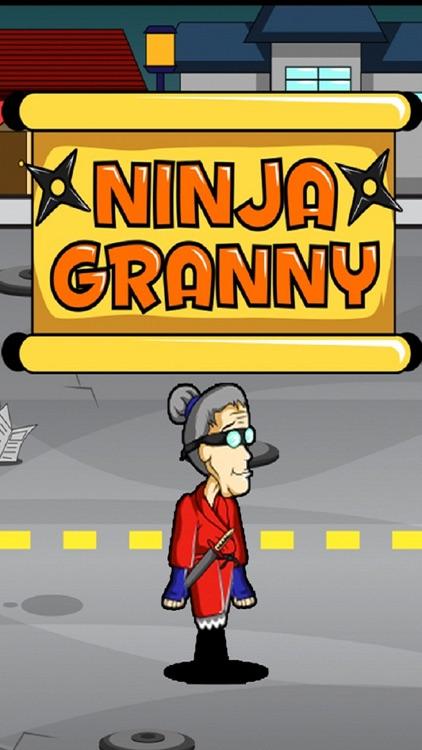 Ninja Granny - Angry Grandma Against Crime