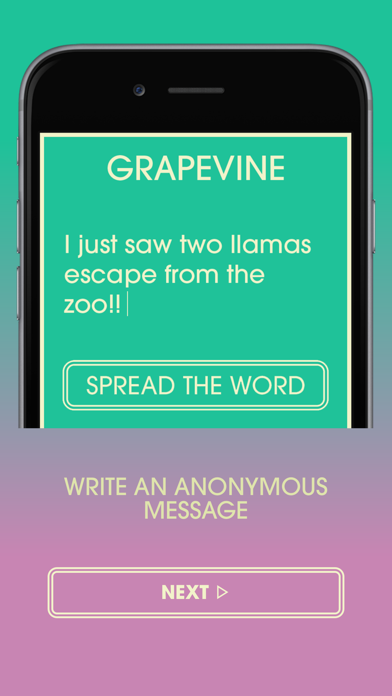 Grapevine – Anonymous Local News | App Price Drops