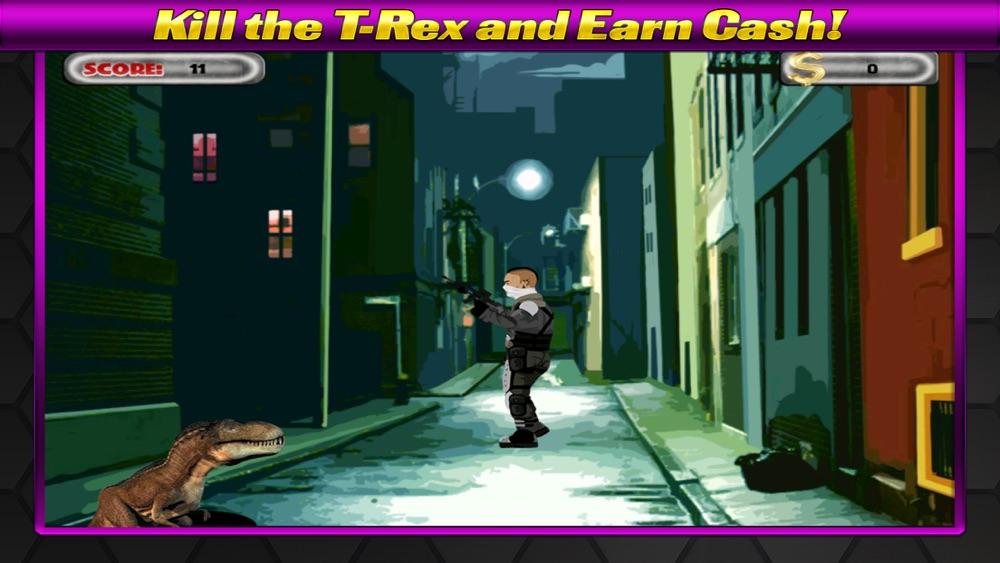 Jurassic Dinosaurs Attack vs Gangstar Shooter Free Games hack tool
