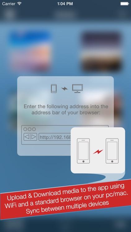 iSecrets Free: Media Vault screenshot-4