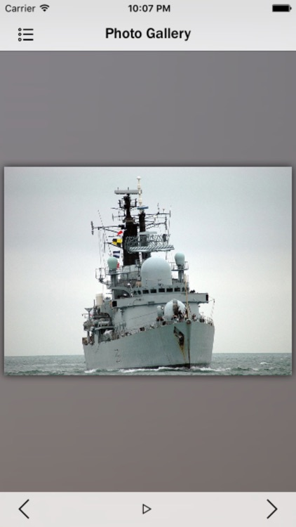 Naval Forces Info +