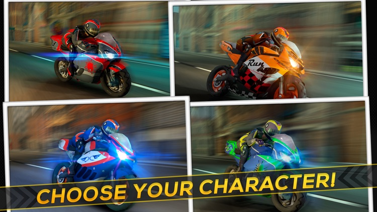 Top Superbikes Racing . Free Furious Motorcycle Races Game for Kids screenshot-3