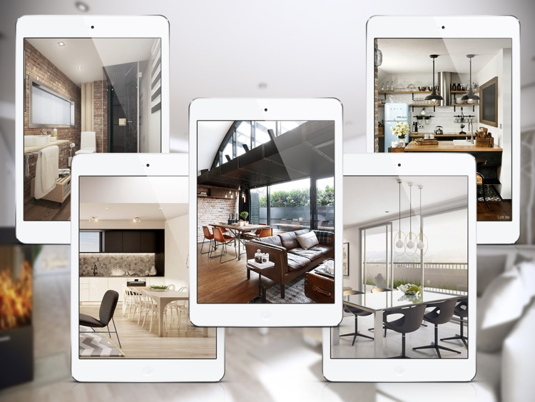 Apartment Decorating Ideas for iPad screenshot-3