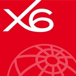 CAS genesisWorld x6 for iPhone