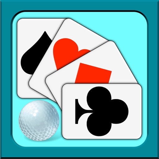 Golf Solitaire PVD icon