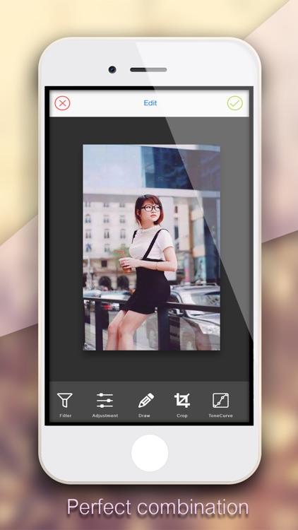 Love Photo Collage Art screenshot-4