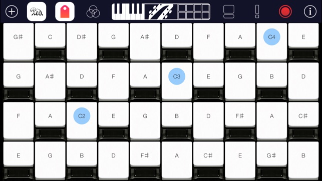 Simple Music - amazing chords creation keyboard app with free piano ...