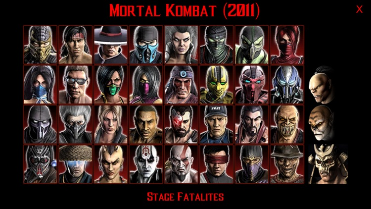 Fatalities Pro - Mortal Kombat Edition