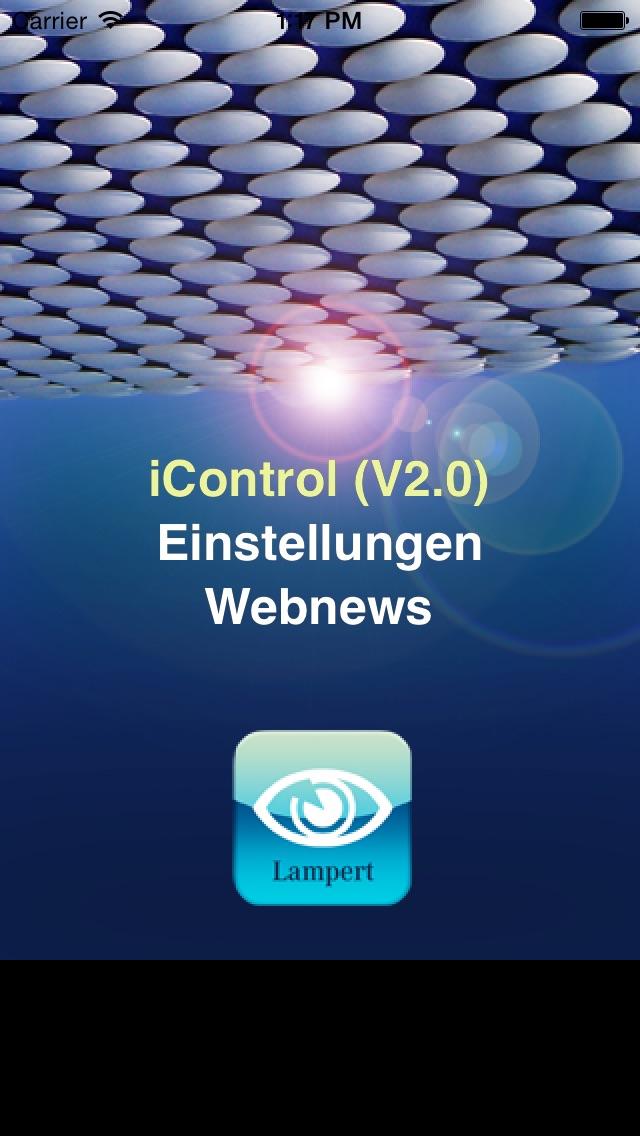 iControl2Screenshot von 1
