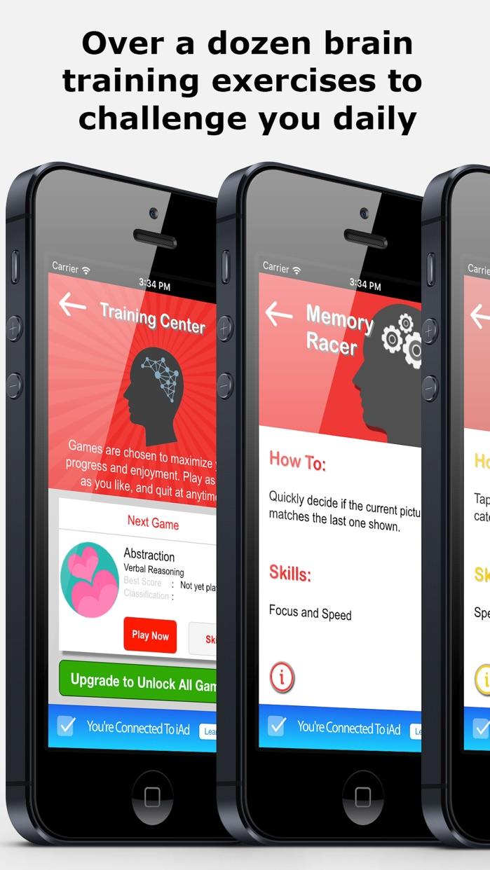 Mind Games - Brain Training Screenshot