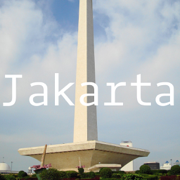 hiJakarta: Offline Map of Jakarta (Indonesia)