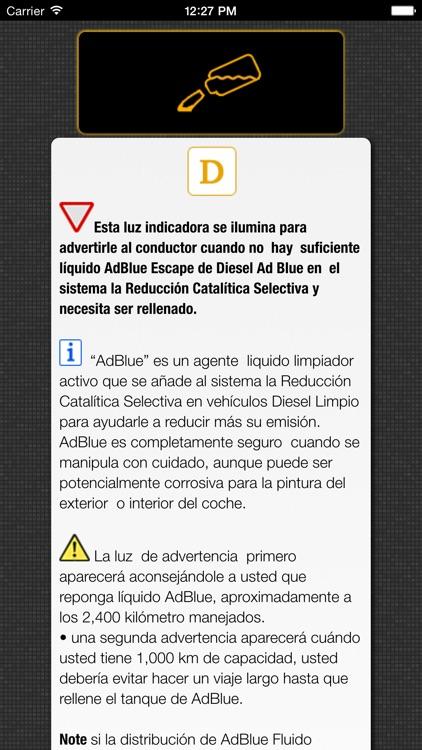 Auxilio de Volkswagen luces de advertencia y problemas con Volkswagens screenshot-4
