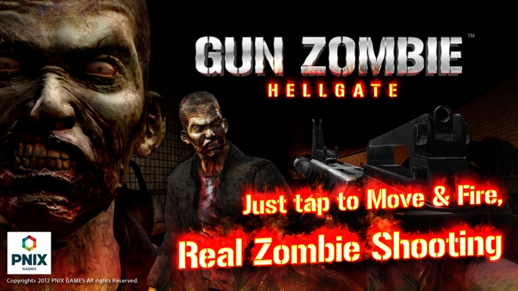 GUN ZOMBIE screenshot-0