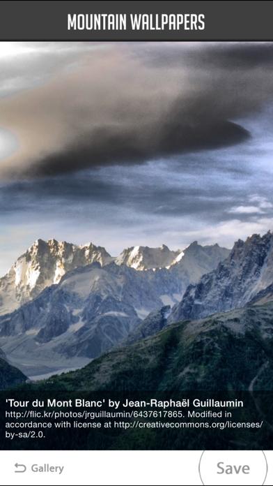 Mountain Wallpapers screenshot two
