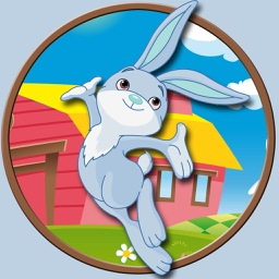 lovely rabbits for kids - free