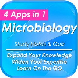 MicroBiology:  2300 Study Notes & Quiz