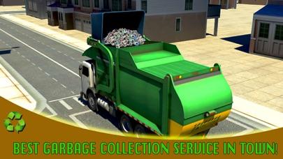 都市ごみ収集車シミュレータのおすすめ画像1