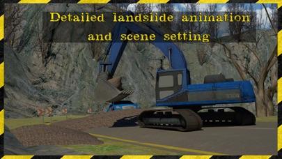 excavadora 3d rescate transportador Simulador estar listo para rescatar a los coches en este juego de alto transportador excavadora potencia extremaCaptura de pantalla de1