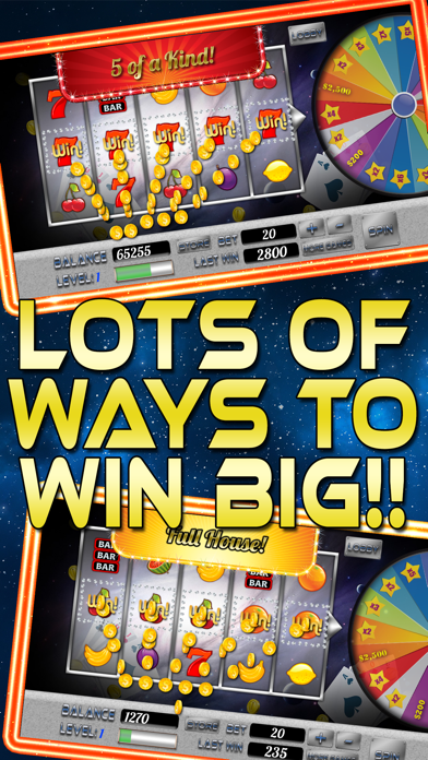 Moon Beam Casino Slots & Blackjack - Journey to the Jackpot!