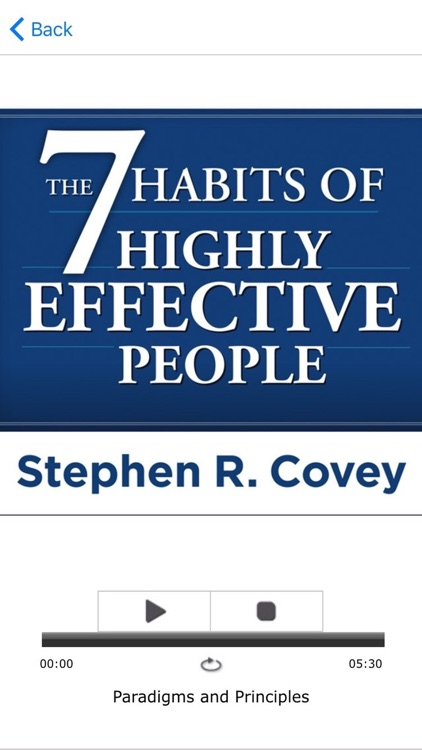 7 Habits of Highly Effective People HeroNotes screenshot-3