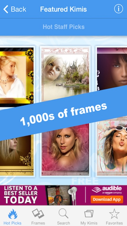 imikimi Photo Frames FREE