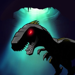 Mortal Cave - Escape with Rex in this Dino Park!