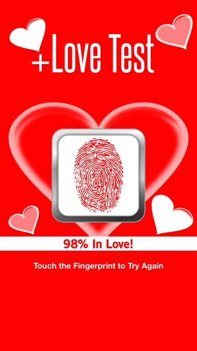 love test calculator finger scanner find your match score hd app