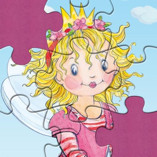 Puzzle fun with Princess Lillifee