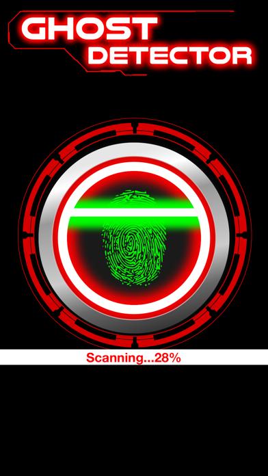 Ghost Detector - Ghost Finder Fingerprint Scanner by Nicholas