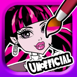 Awesome Coloring for Monster High (Unofficial Version)