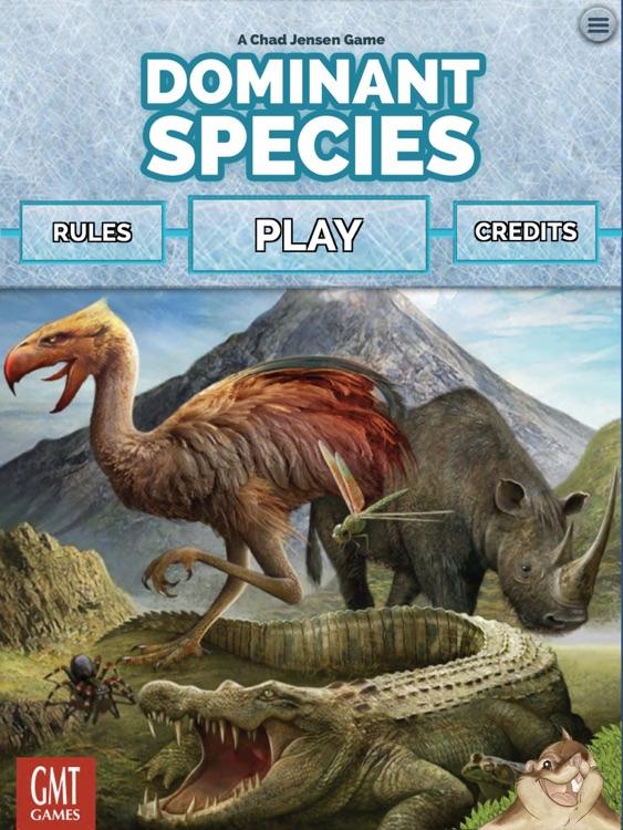 Dominant Species for iPad