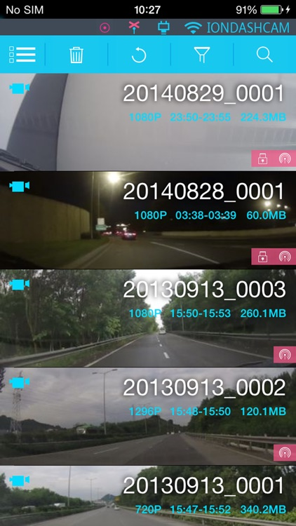 iON Dash Cam screenshot-3