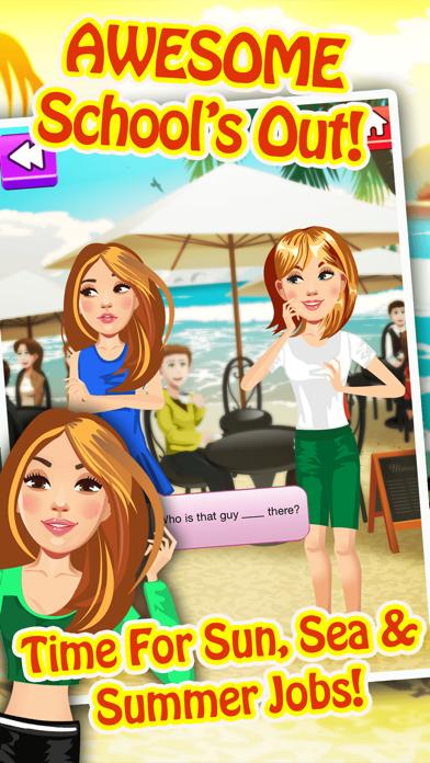 My Teen Life Summer Job Episode Game - The Big Fashion