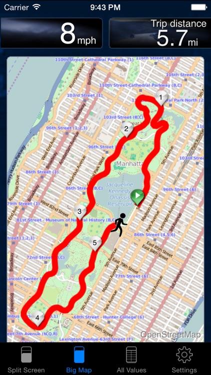 i.Run - GPS Running Coach for Fitness and Marathon