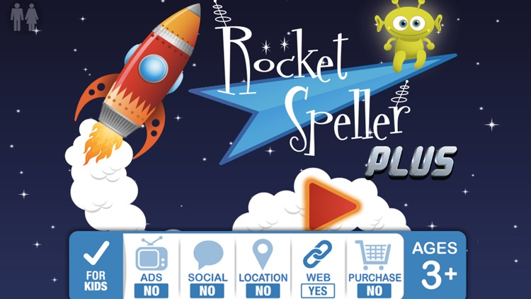 Rocket Speller PLUS screenshot-0