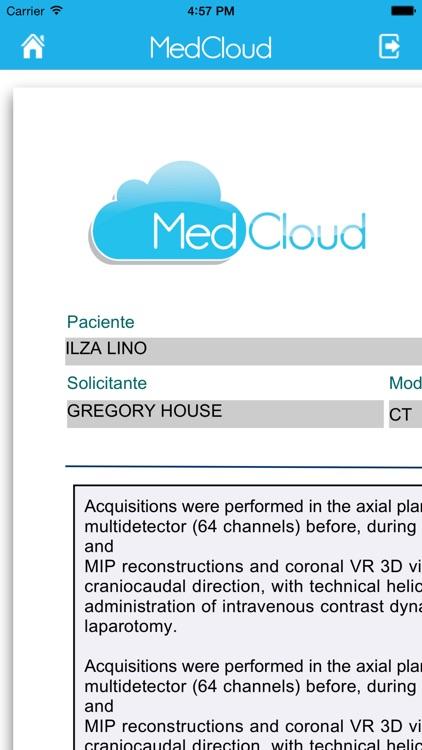 MedCloud screenshot-4