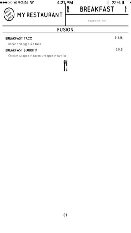 MenuLocker screenshot-4