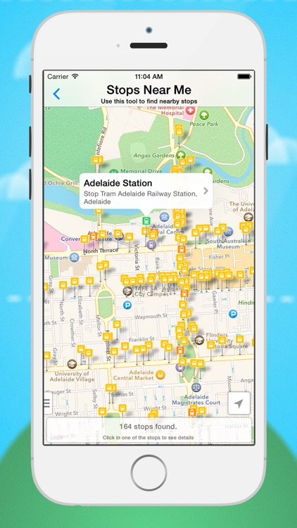 Go Adelaide - The ultimate public transport companion