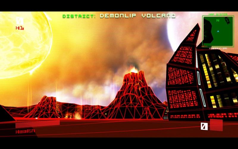 Screenshot #2 pour Vektor Wars