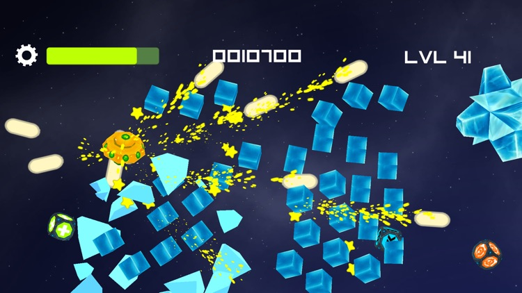 Galaxy Invaders Mashup - Free screenshot-3