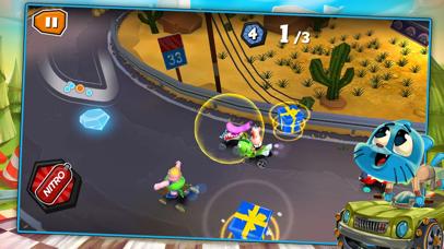 Formula Cartoon All-Stars phone App screenshot 1