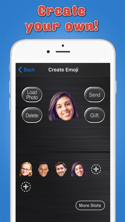 Big Emoji Keyboard - Stickers for Messages, Texting & Facebook screenshot-3
