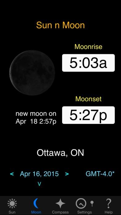 Sun n Moon screenshot1