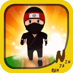 Japan Ninja Kid Run : Runner And Jumper And Shoot Obstacles 3d Game