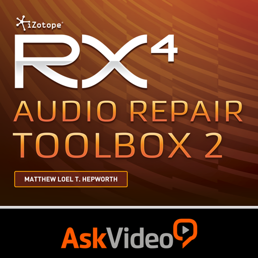 Audio Repair Toolbox 2 Course for RX4