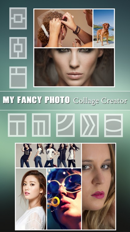 My Fancy Photo Collage Creator - Pic Frames & Photo Stitch Maker