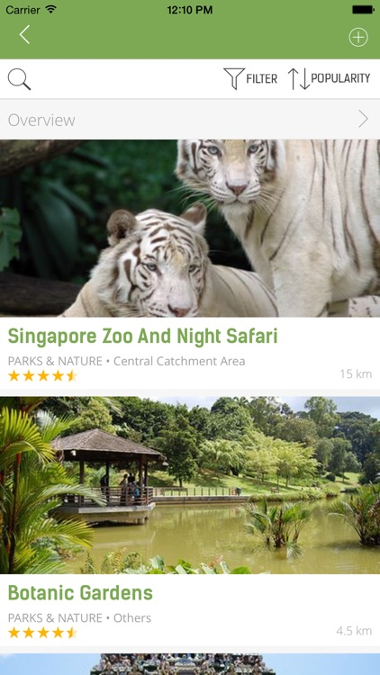Singapore Travel Guide (with Offline Maps) - mTrip screenshot-3