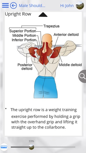 Human Body Anatomy & Strength Anatomy by GoLearningBus Screenshot